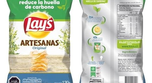 Partner show pepsico bioplastics snack bags
