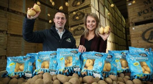 Partner show lidl introduces ireland s first 100 compostable bag for potatoes