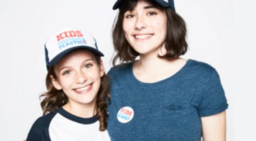 Partner show kids against plastic 400