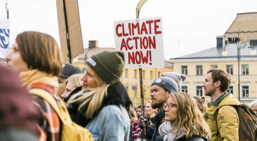 Partner show climate strike helsinki e1560394740484