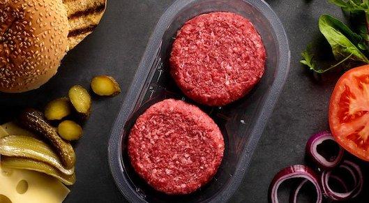 Partner show elite oval burger tray pr copy