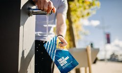 Browse partner water refill