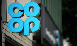 Browse partner co op  grocery sign supplied 2 8