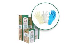 Browse partner disposable gloves box terracycle zero waste box
