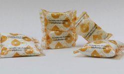 Browse partner milk based biodegradable packaging