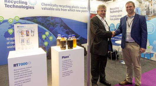 Partner show ecosurety recycling technologies