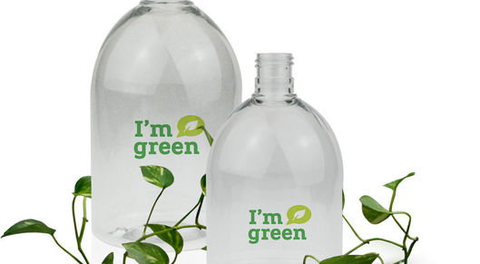 Partner show plastic biopolymer alternative
