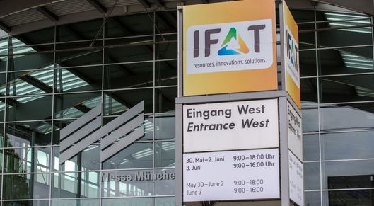 Partner show ifat eingang west